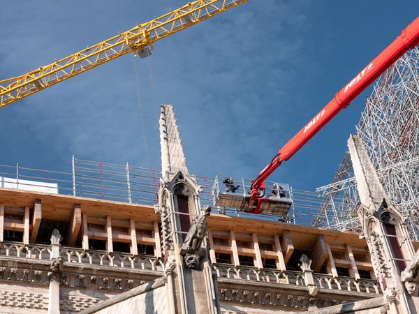 PATRIMOINE • Des cathédrales ressuscitées